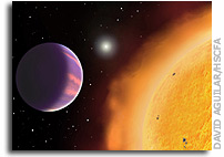 Strange New Planet Baffles Astronomers