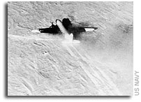 On the Verge of the International Polar Year, NSF Commemorates the 50th Anniversary of First Flight To Land at the South Pole