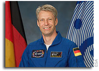 Thomas Reiter returns to Germany: ESA TV coverage