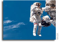 Astronauts Rewire Station, Fourth Spacewalk Approved