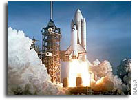 NASA Celebrates 25th Anniversary of First Shuttle Flight