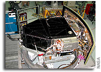New Hubble Space Telescope Hardware Damaged On The Ground