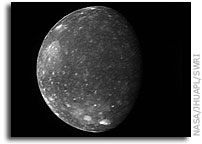 NASA New Horizons Image: Capturing Callisto