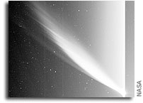 Comet McNaught - A First Light Present for STEREO