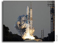 United Launch Alliance First East Coast Launch a Total Success