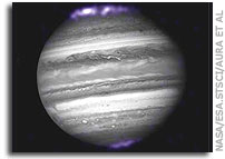NASA's Chandra X-ray Observatory Examines Jupiter During New Horizons Approach