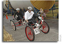 18th Annual NASA Great Moonbuggy Race Set for April 1-2