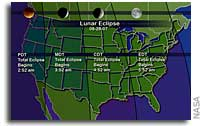 Total Lunar Eclipse Draws Attention Back to the Moon