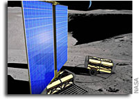 Lighting up the Lunar Night with Fuel Cells
