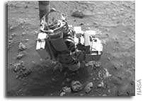 NASA Mars Exploration Rovers Resume Driving