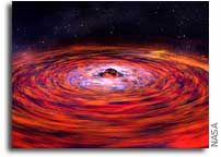NASA: Astronomers Pioneer New Method for Probing Matter