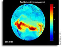 New NASA AIRS Data to Aid Weather, Climate Research