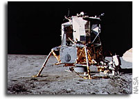Apollo Lunar Lander Team to Share Lessons Learned With NASA
