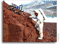 Student Opportunity to take part in Arctic Mars Analog Svalbard Expedition (AMASE) 2007