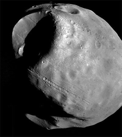 Mars moon Phobos