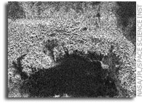 A New Crater on Titan?