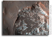NASA Mars Reconnaissance Orbiter HiRISE Imagery Release 31 October 2007
