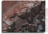 NASA Mars Reconnaissance Orbiter HiRISE Imagery Release 26 December 2007
