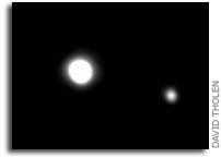 University of Hawaii Astronomer Takes Sharpest Picture of Pluto System