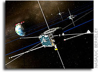 Berkeley Lab Detectors Gather Data on Earth's Auroras, Radiation Belts, and the Solar Wind