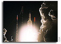 Ariane 5 - second launch of six in 2007