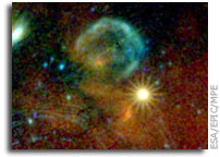 XMM-Newton's anniversary view of supernova SN 1987A