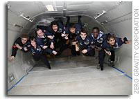 Students From 9 Countries Join For Global Celebration Of Space Age's 50th Anniversary And To Inspire Education In Science And Math Worldwide
