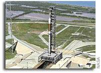 NASA KSC Solicitation: Construction of the Constellation Crew Launch Vehicle Mobile Launcher