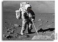 Geologist-Moonwalker To Receive Inaugural Shoemaker Memorial Award
