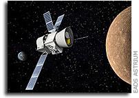Astrium to build Mercury Probe - BepiColombo