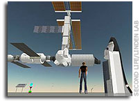 Join the NASA Future Forum in San Jose in Second Life!