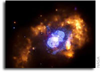 New View of Doomed Star, Eta Carinae