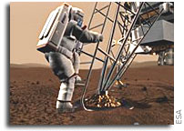 ESA seeks candidates for simulated 'Missions to Mars' in 2008/2009