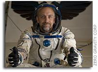 Richard Garriott Live Video Conference with Students From Space