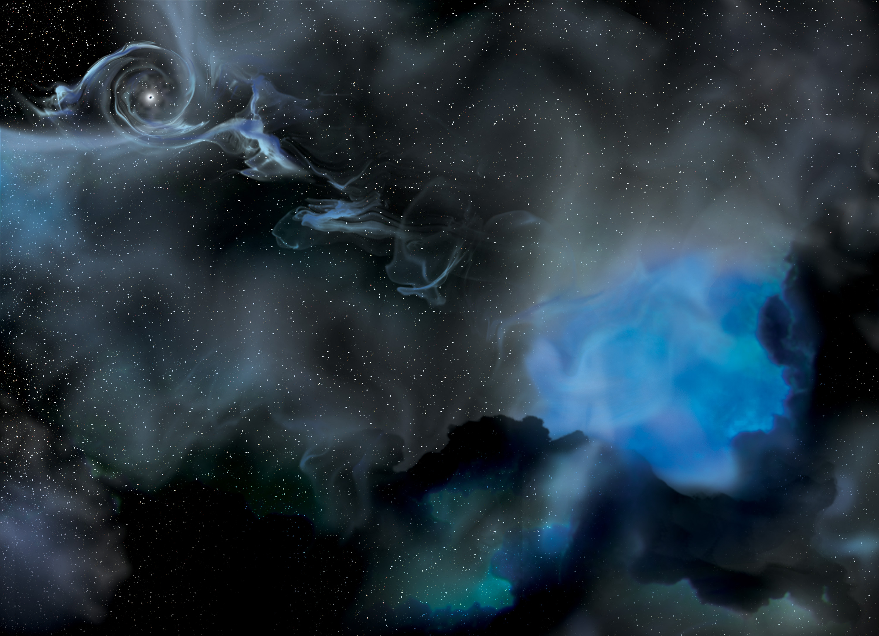 dying stars can be much larger than we had realized