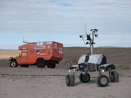 mars rover greenland - photo #7