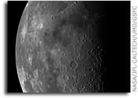 EPOXI Mission Earth Flyby Imagery: Lunar Calibration: HRI VIS Results