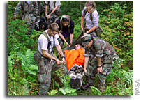 NASA JSC Solicitation: Outdoor Leadership and Teambuilding Expedition Training