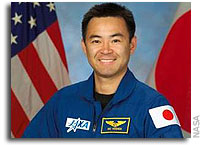 JAXA Astronaut Selected for the Second Shuttle Mission for Transporting and Assembling the Japanese Experiment Module Kibo