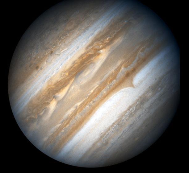 NASA's Hubble Space Telescope Monitors Jupiter in Support ...