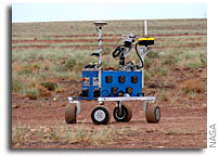 NASA Ames Research Center K10 Rovers to Visit Haughton Crater on Devon Island