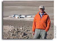Keith Cowing's Devon Island Journal 10 July 2007: Back to the Arctic