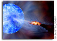 Heaviest Stellar Black Hole Discovered