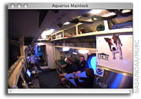 An Interview With the NASA NEEMO 12 Crew and Their Mascot 