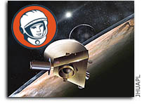 New Horizons Mission to Begin Pluto Encounter April 12th, 2015 in Salute to Early Space Explorers
