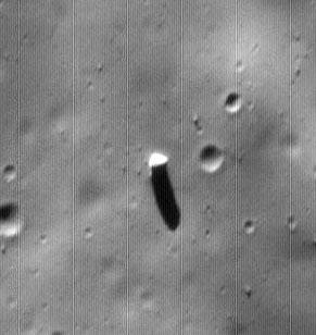 Mars moon Phobos