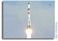 Progress M-62 logistics spacecraft Launched to the International Space Station
