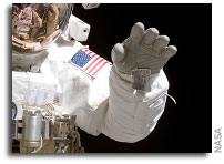 NASA's Centennial Challenge for Improved Astronaut Gloves Set