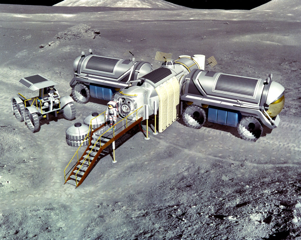future moon base designs - photo #29