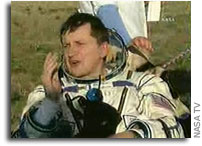 Space Adventures' Client, Charles Simonyi, Returned to Earth After Completing Longest Duration Private Spaceflight